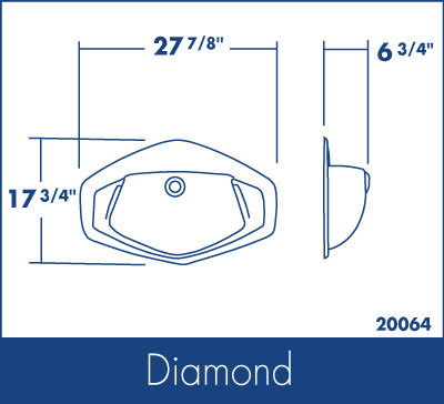 Ozarks Marble Diamond Specs