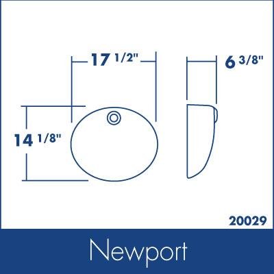 Ozarks Marble Newport Specs