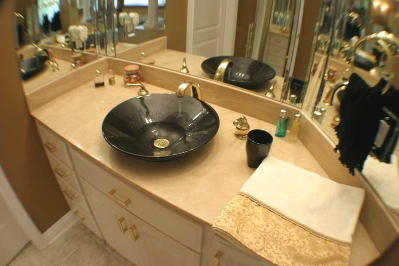 Vanity Top Cultured Marble
